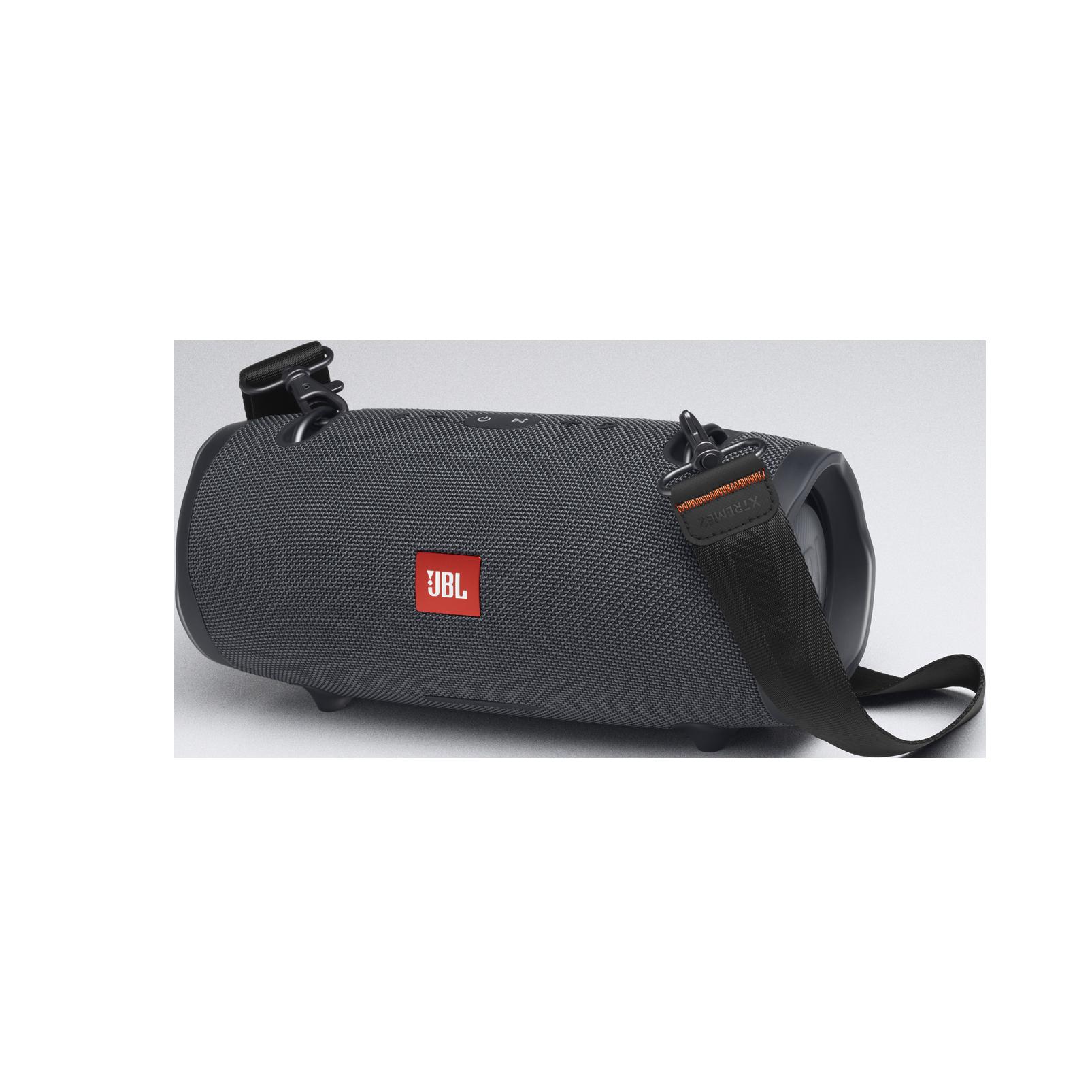 JBL Xtreme 2 Gun Metal - Gun Metal - Portable Bluetooth Speaker - Detailshot 2