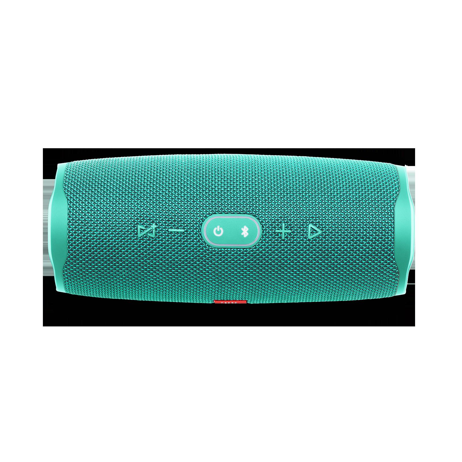 JBL Charge 4 - Teal - Portable Bluetooth speaker - Detailshot 1
