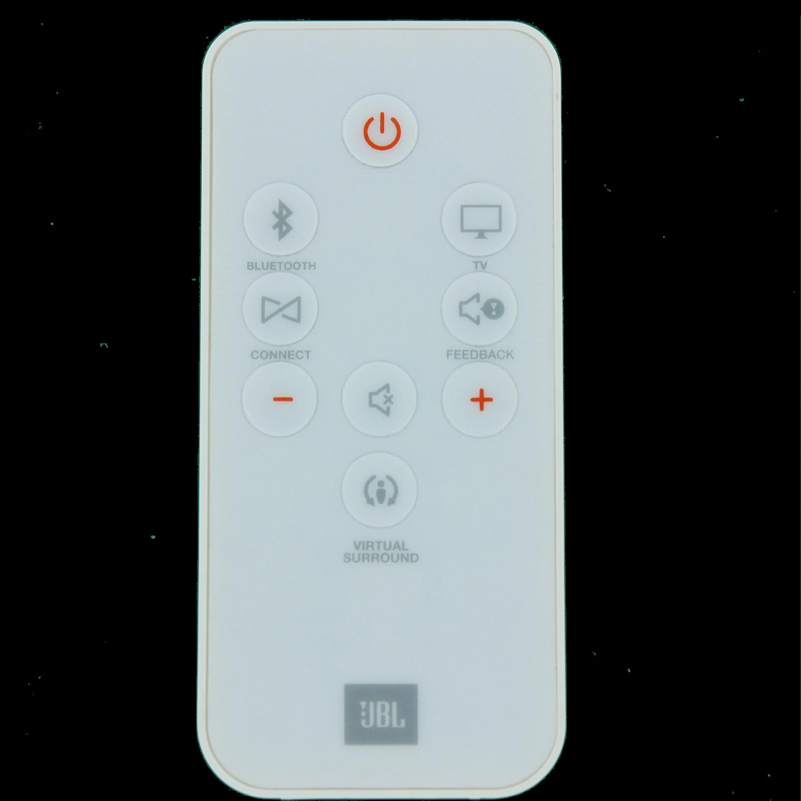 Remote control, Boost TV - White - Remote control - Hero
