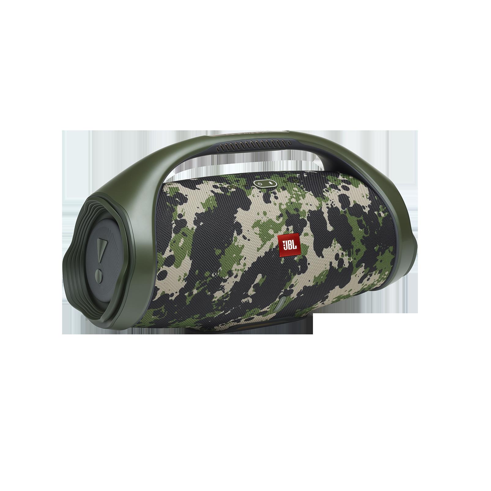 JBL Boombox 2 - Squad - Portable Bluetooth Speaker - Hero