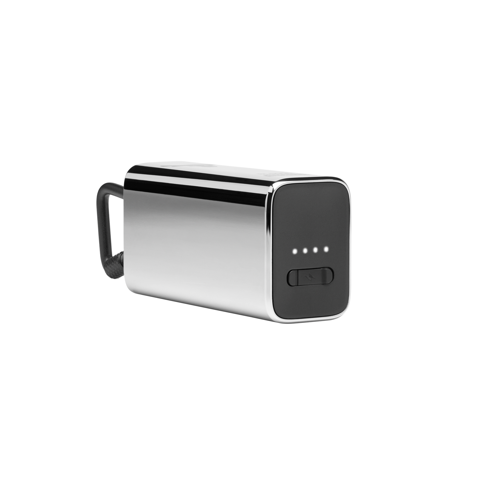 UA Project Rock True Wireless X - Engineered by JBL - Black - In-Ear Sport Headphones - Detailshot 6