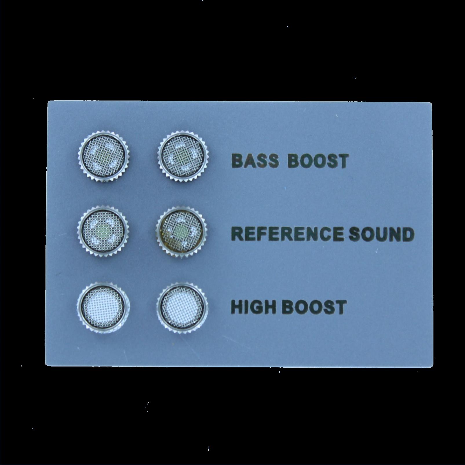 Sound filters, AKG N40