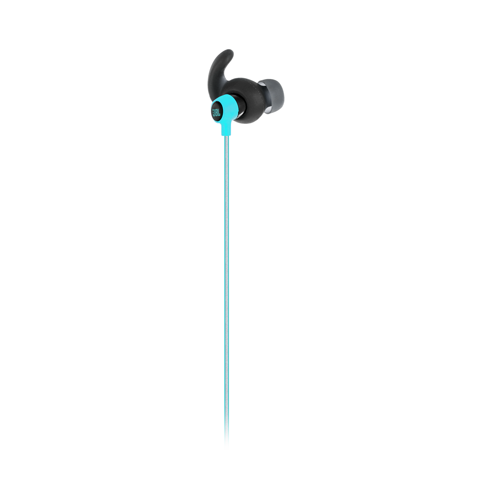Reflect Mini - Teal - Lightweight, in-ear sport headphones - Detailshot 10