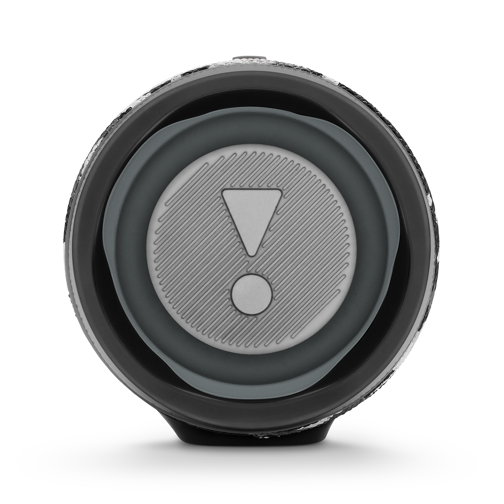 JBL Charge 4 - Black/White Camouflage - Portable Bluetooth speaker - Detailshot 3