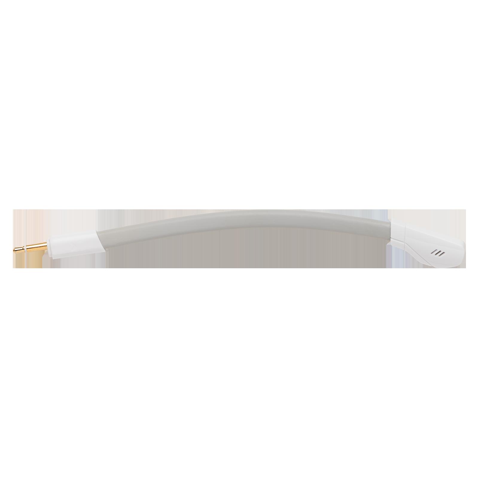 JBL Microphone for Quantum 100 - White - Boom microphone - Hero