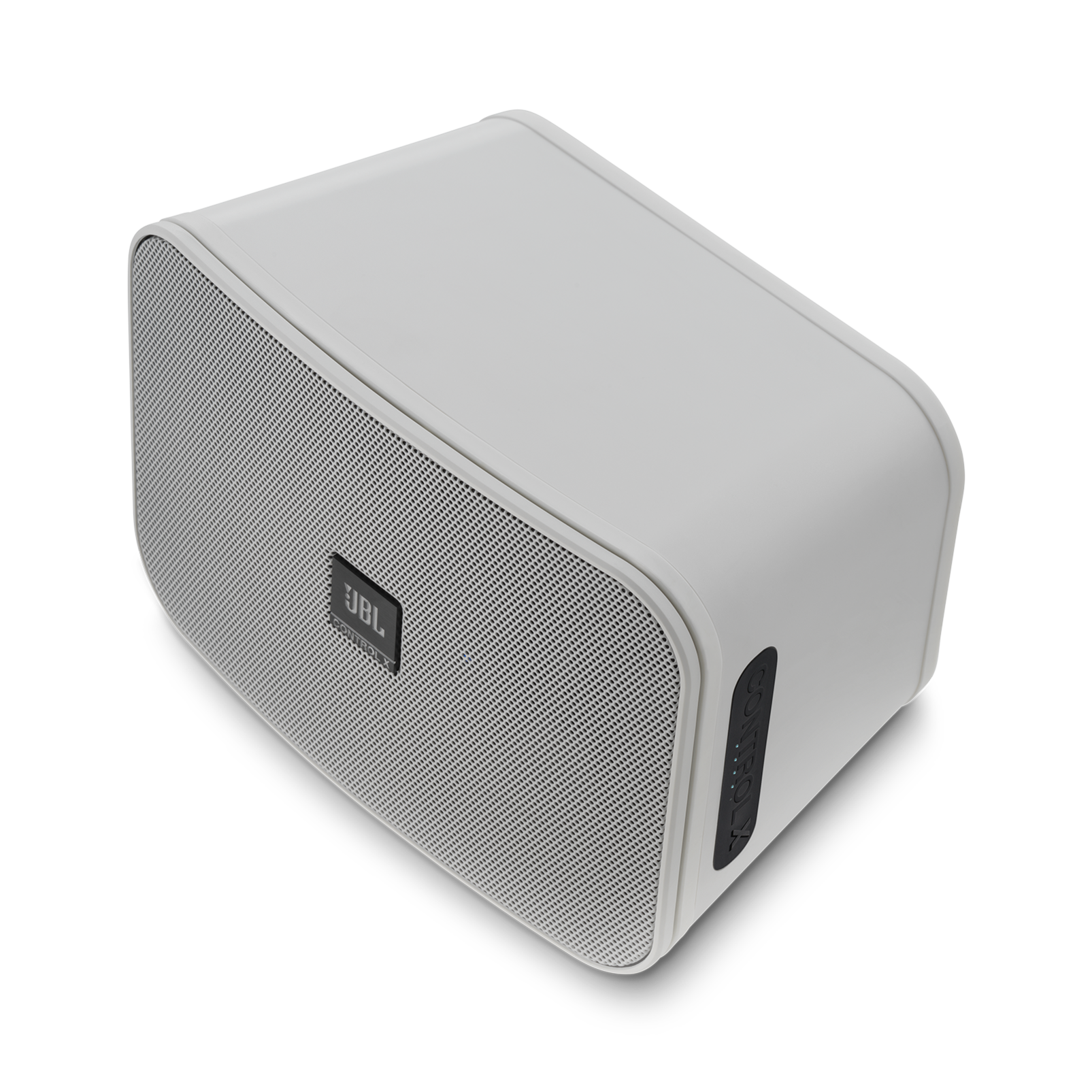 "JBL Control X Wireless - White - 5.25"" (133mm) Portable Stereo Bluetooth® Speakers - Detailshot 7"
