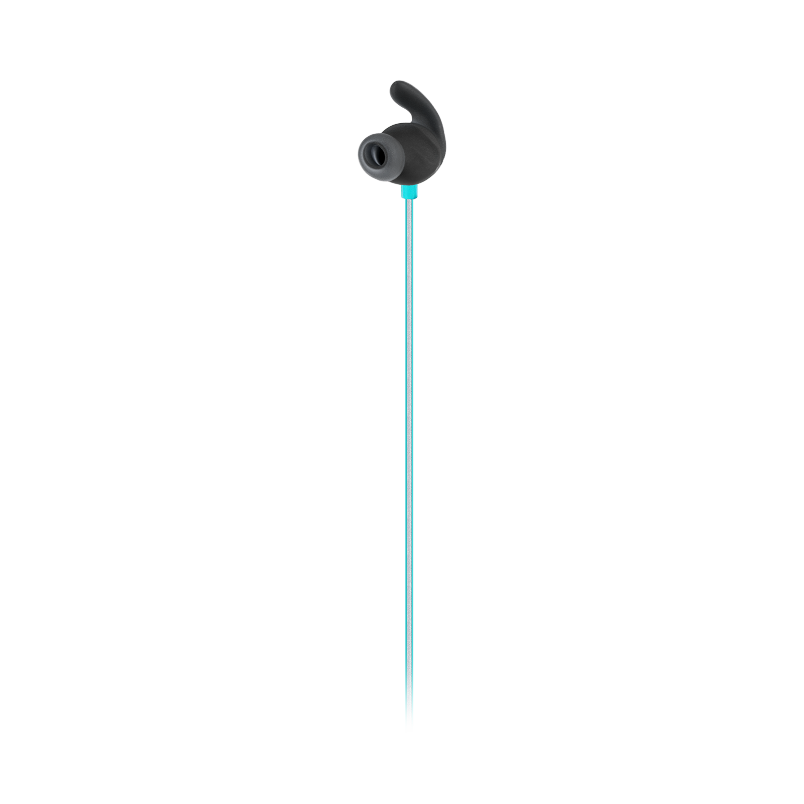 Reflect Mini - Teal - Lightweight, in-ear sport headphones - Detailshot 2