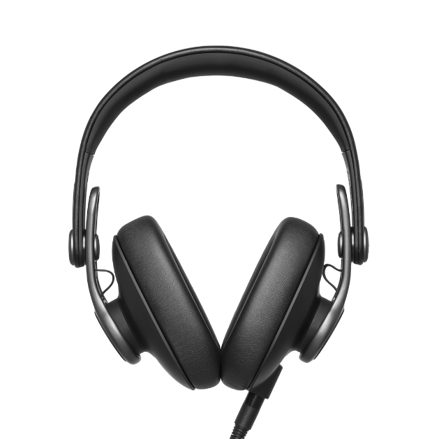 K371 - Black - Over-ear, closed-back, foldable studio headphones  - Detailshot 15