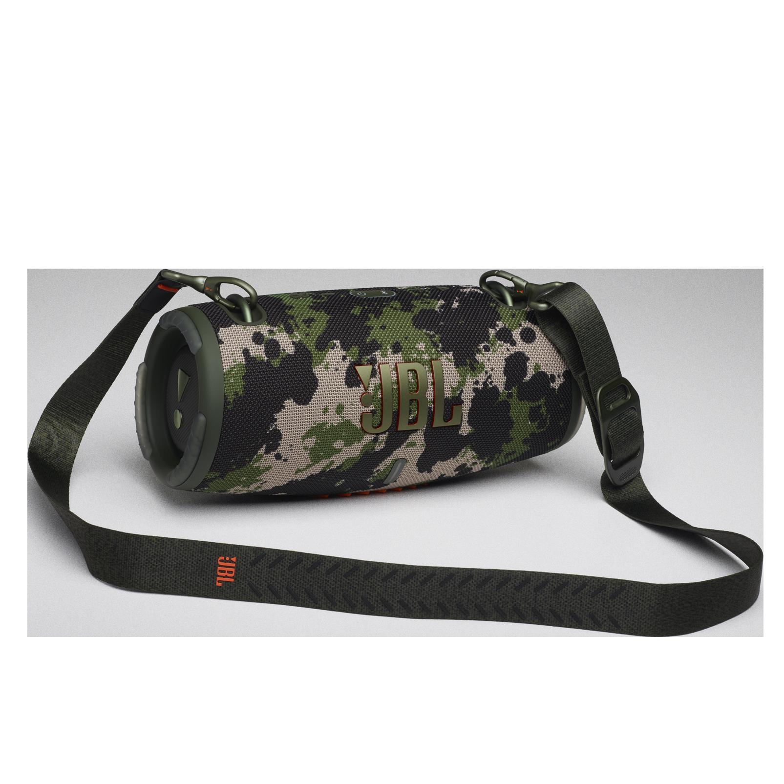 JBL Xtreme 3 - Black Camo - Portable waterproof speaker - Detailshot 1