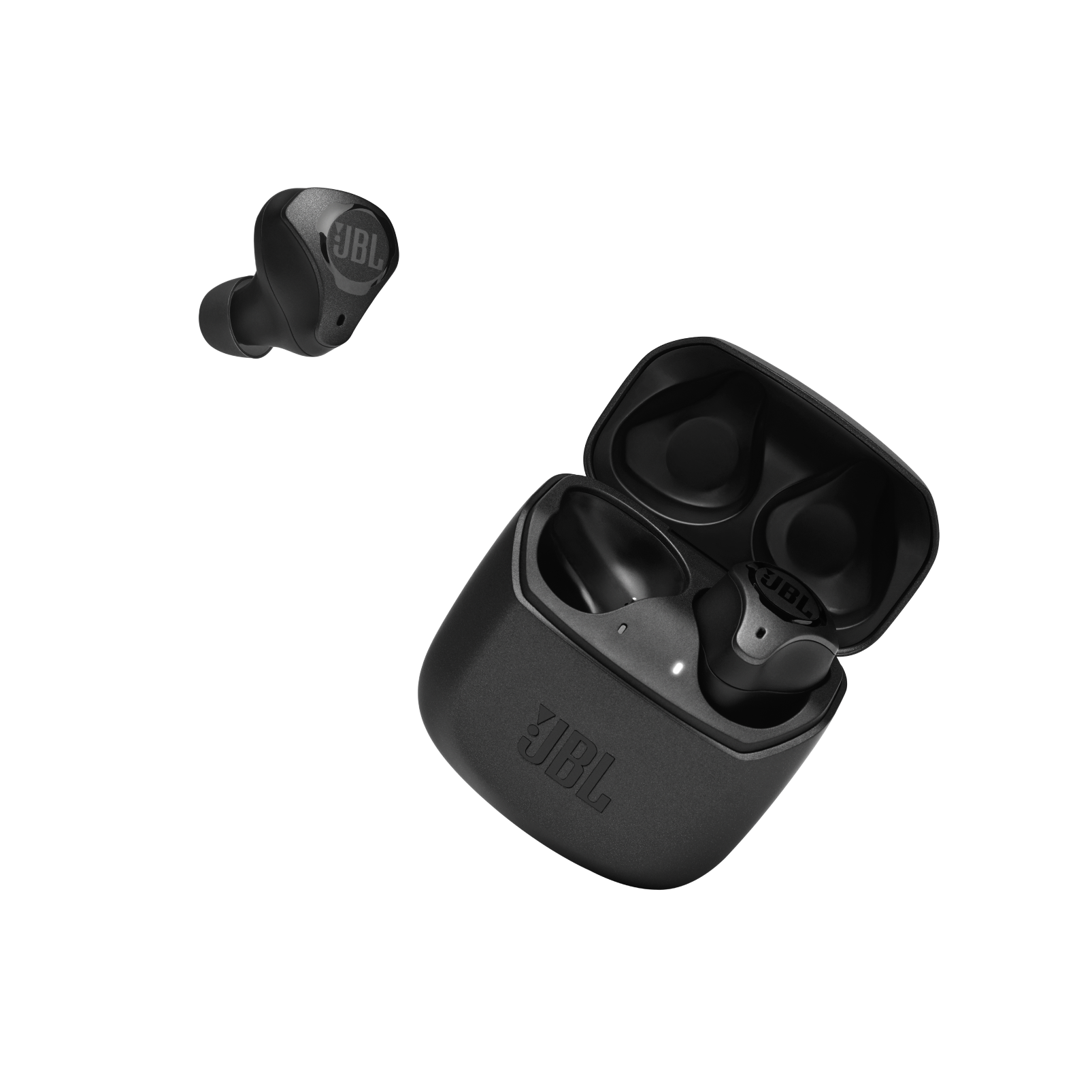 JBL Club Pro+ TWS - Black - True Wireless In-Ear NC Headphones - Detailshot 2