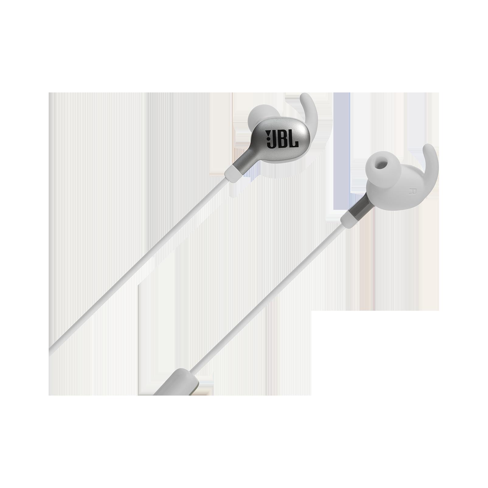 JBL EVEREST™ 110 - Silver - Wireless In-ear headphones - Front