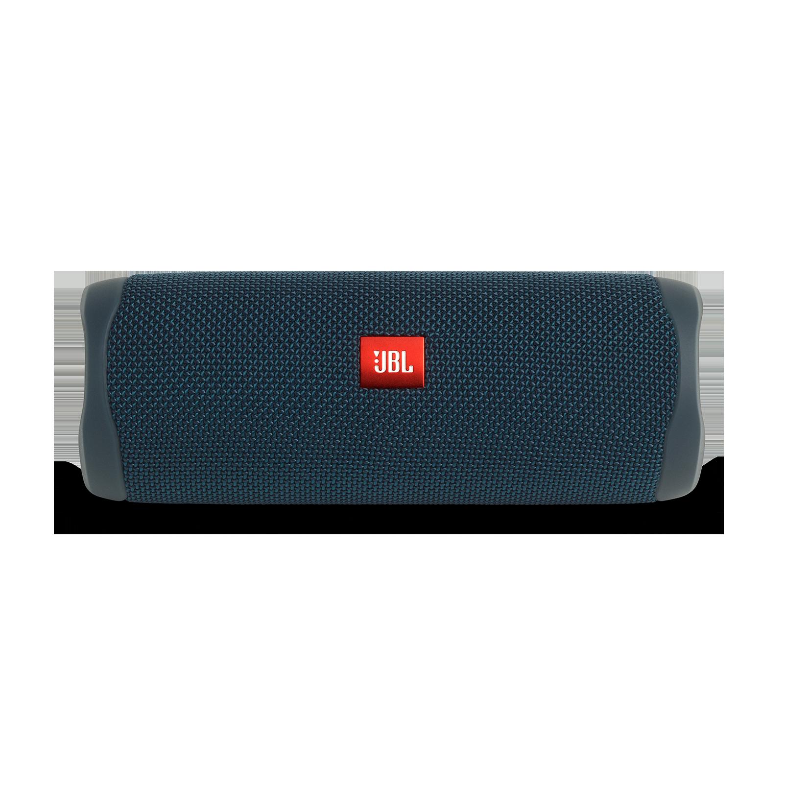 JBL FLIP 5 - Blue - Portable Waterproof Speaker - Front