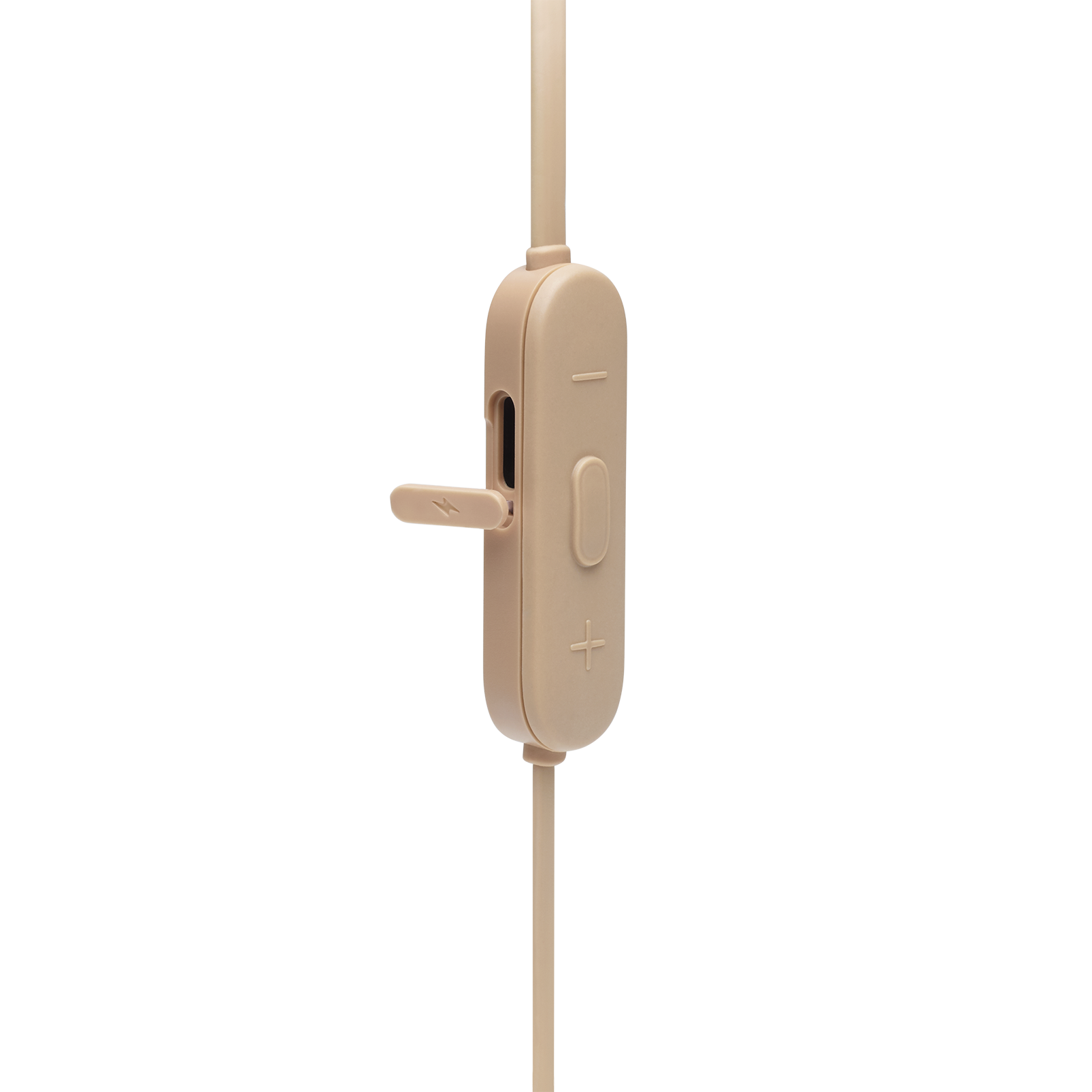 JBL TUNE 215BT - Champagne Gold - Wireless Earbud headphones - Detailshot 2