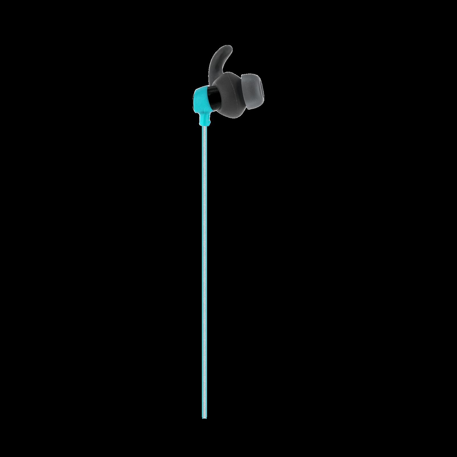 Reflect Mini - Teal - Lightweight, in-ear sport headphones - Detailshot 6