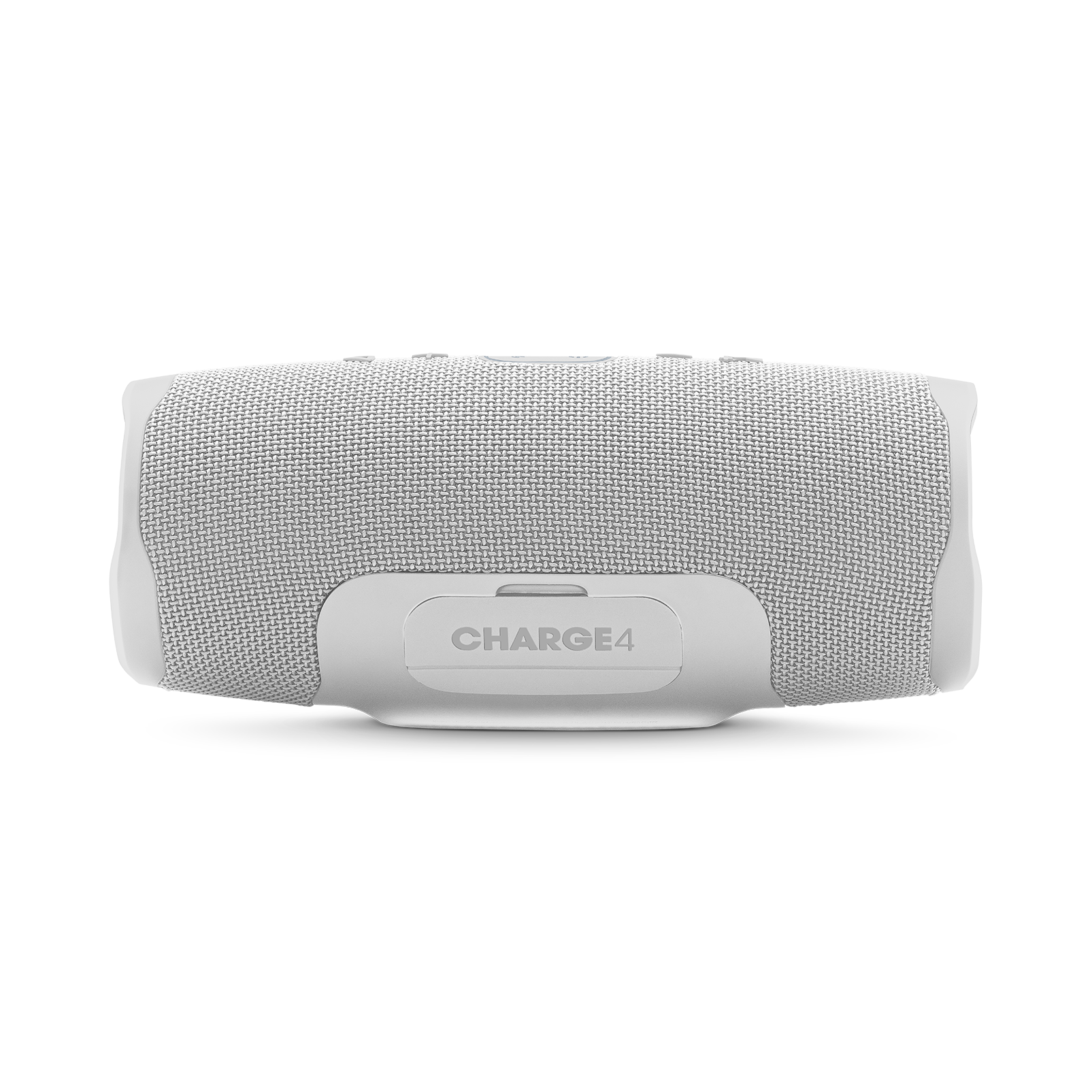 JBL Charge 4 - White - Portable Bluetooth speaker - Back