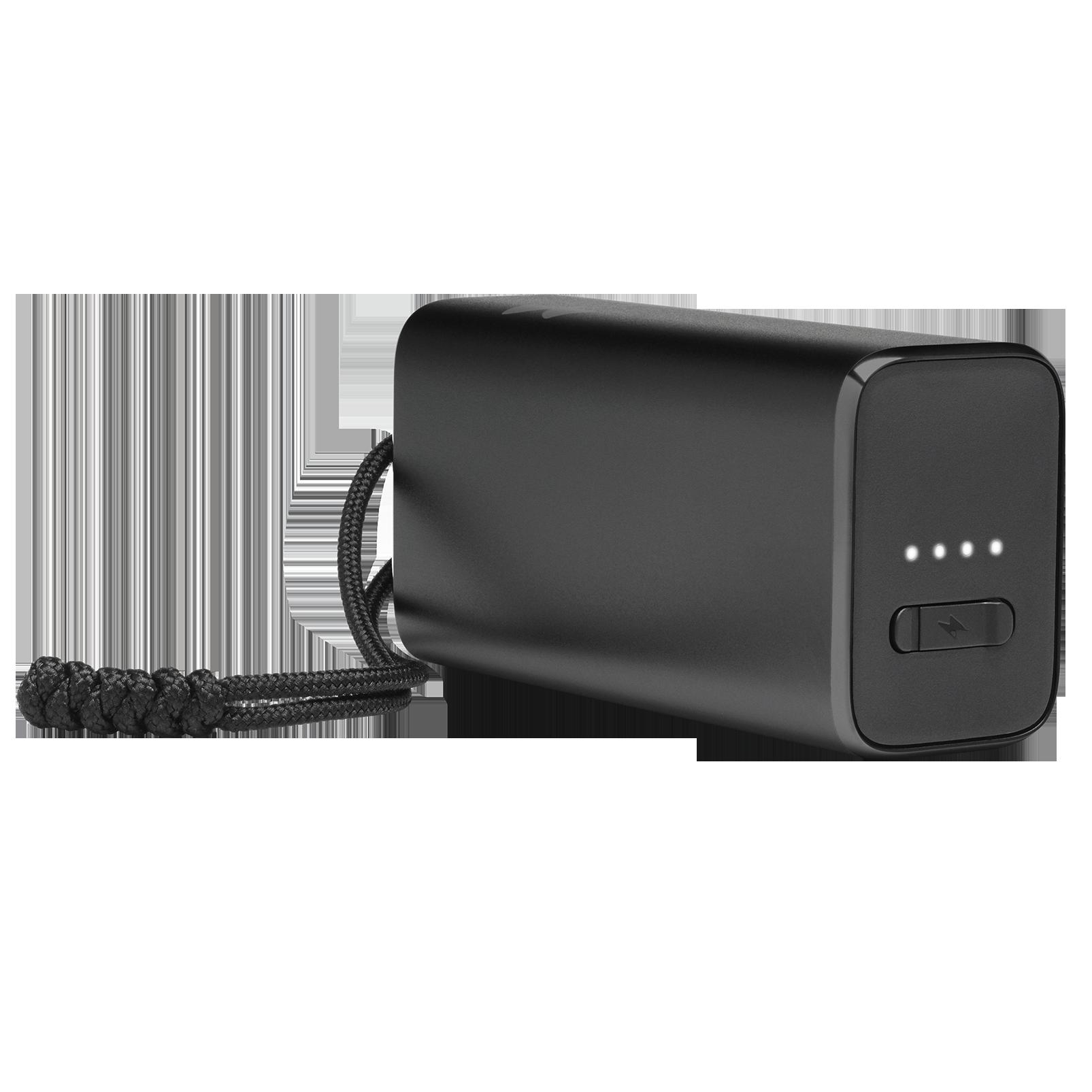UA True Wireless Flash X - Engineered by JBL - Black - Waterproof true wireless sport earbuds - Detailshot 7