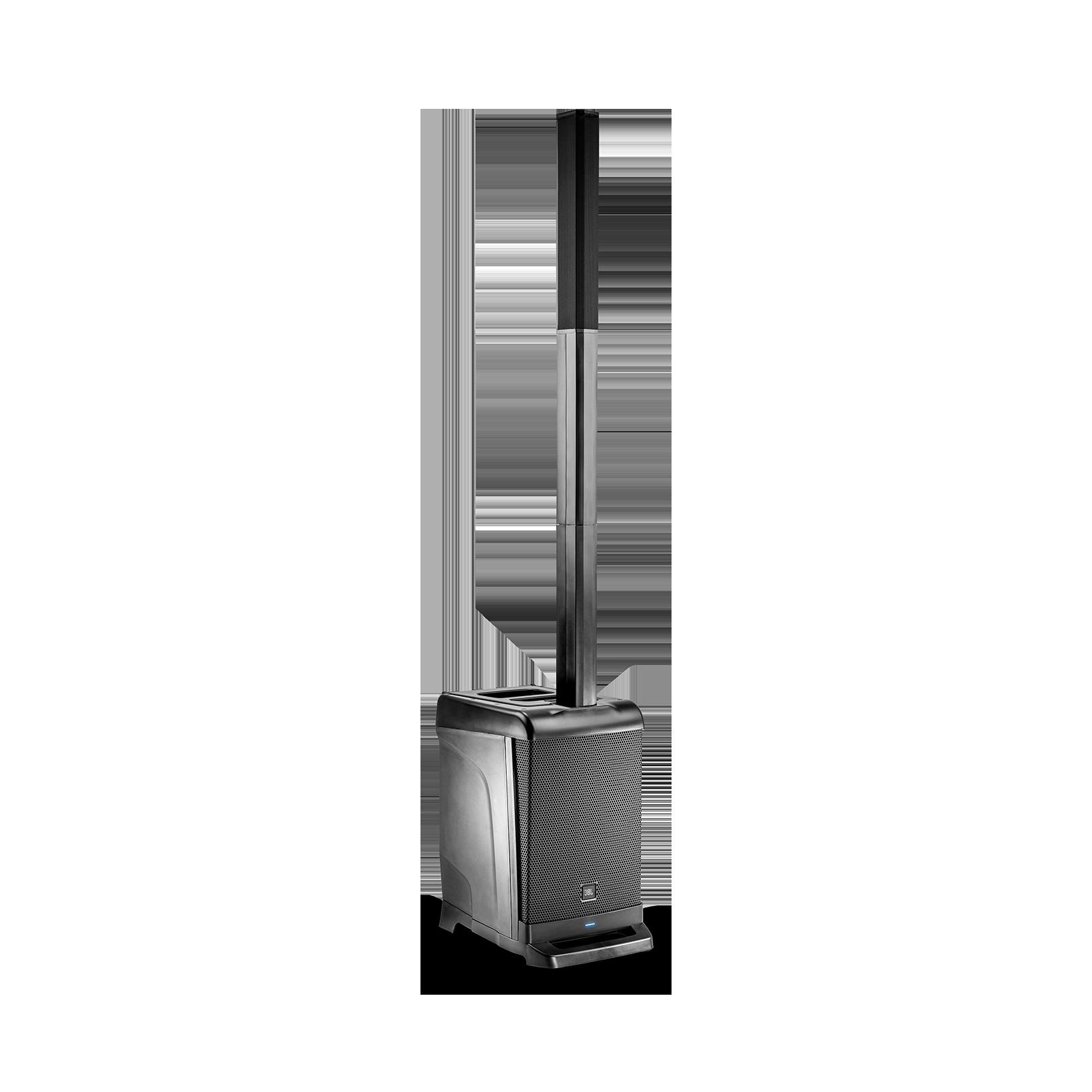 JBL EON ONE - Black - Award-Winning, All-in-One, 6 Channel Linear-Array PA System - Detailshot 1