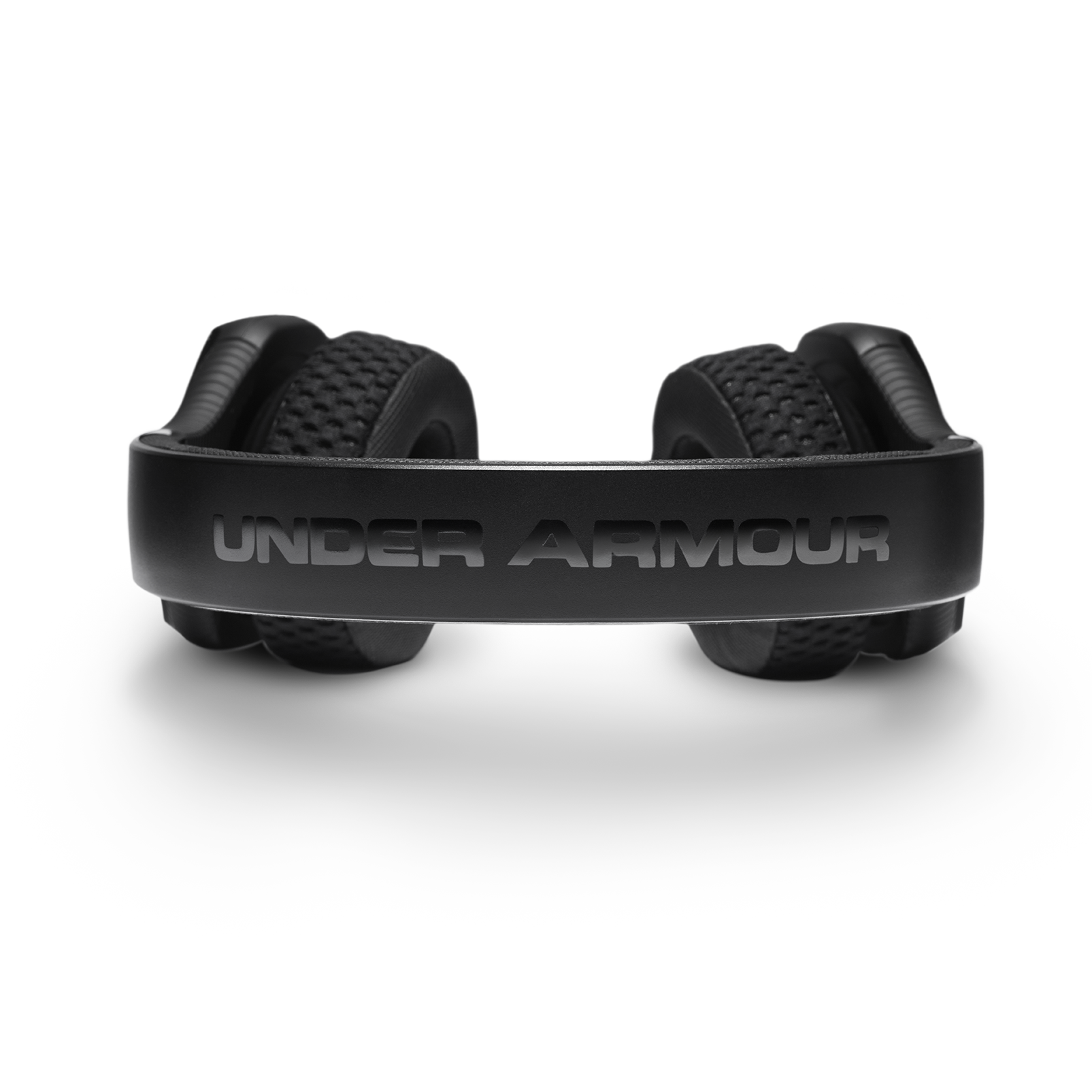 UA Sport Wireless Train – Engineered by JBL - Black / Red - Wireless on-ear headphone built for the gym - Detailshot 4