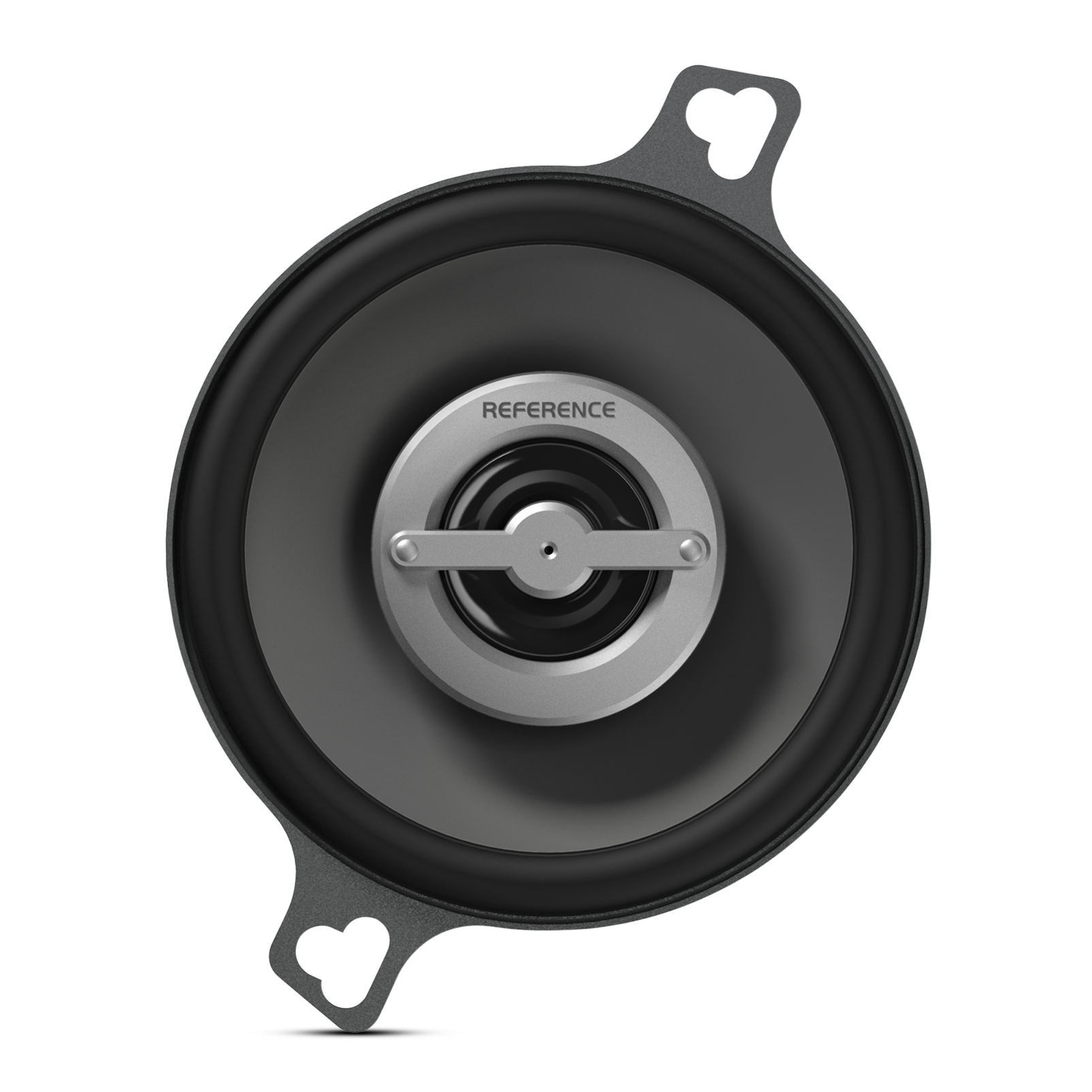 """Reference 3002cfx - Black - A 3-1/2"""" (87mm), custom-fit, two-way high-fidelity coaxial speaker with true 4-ohm technology - Front"""