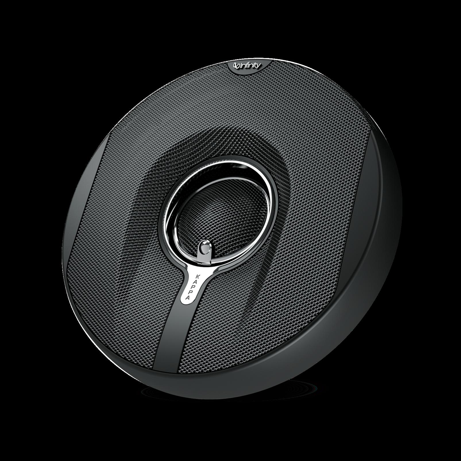 "Kappa 62.11i - Black - 6-1/2"" Two-Way Loudspeaker - Detailshot 1"