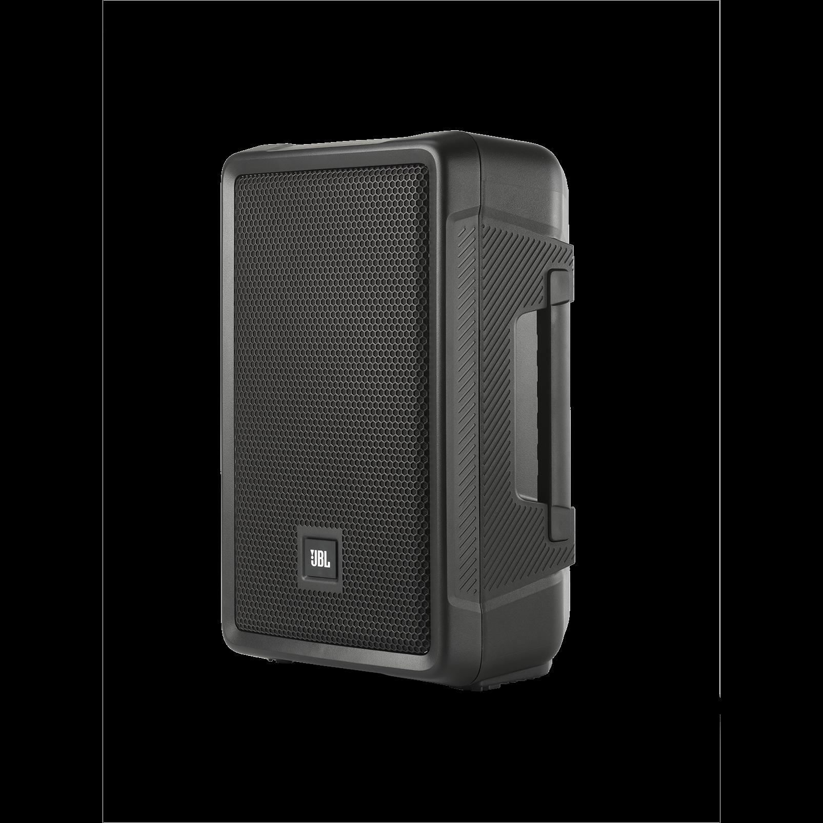 "JBL IRX108BT - Black - Powered 8"" Portable Speaker with Bluetooth® - Detailshot 4"