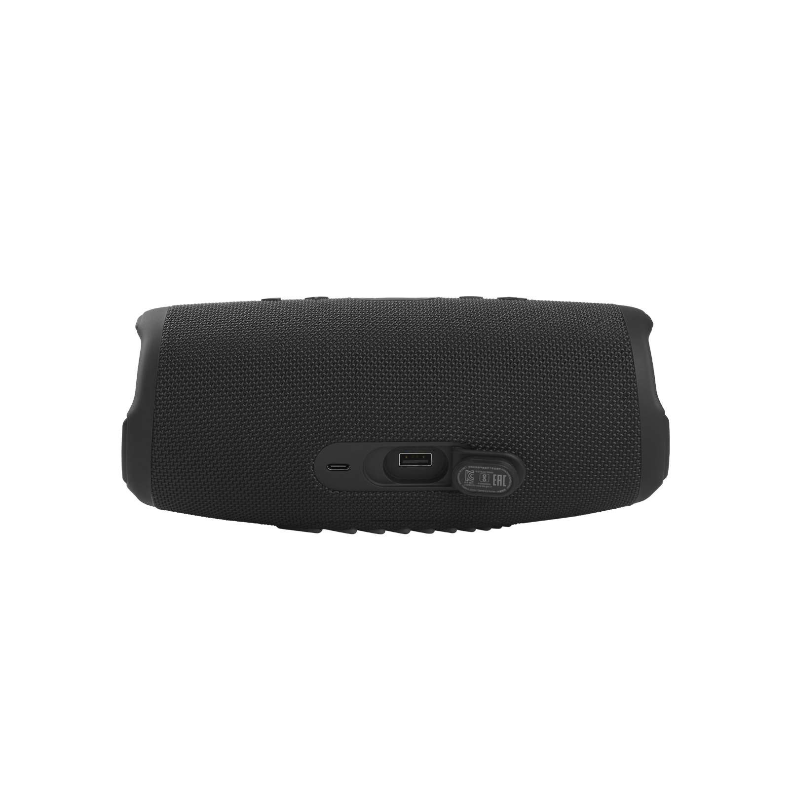 JBL Charge 5 Tomorrowland Edition - Black - Portable Waterproof Speaker with Powerbank - Detailshot 1