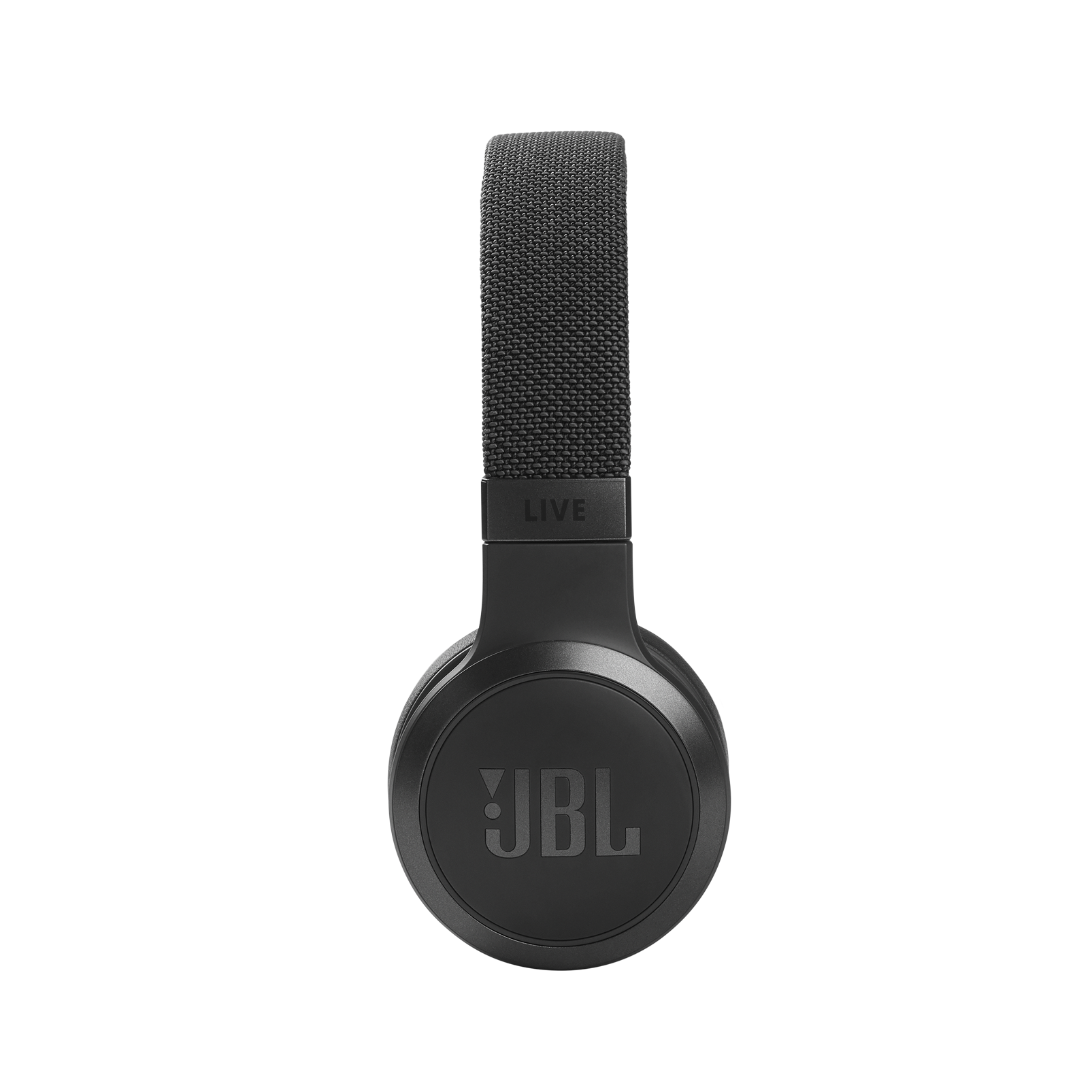 JBL Live 460NC - Black - WIRELESS ON-EAR NC HEADPHONES - Detailshot 1